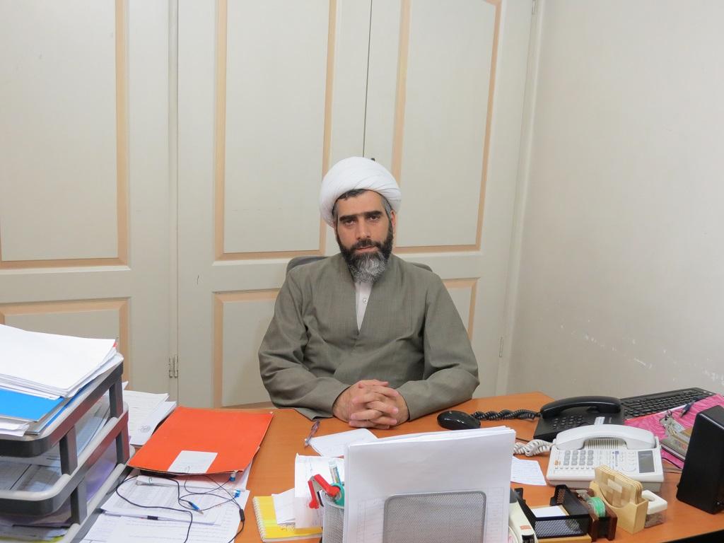 مسئول نمایندگی امور صیانتی حوزه علمیه تهران